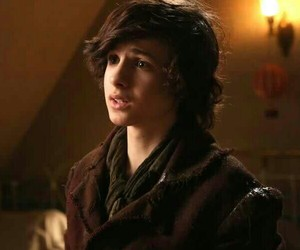 once upon a time, baelfire, and dylan schmid image