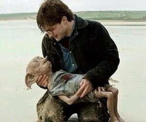 harrypotter and dobby image