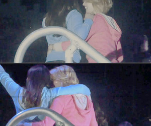glee and faberry image
