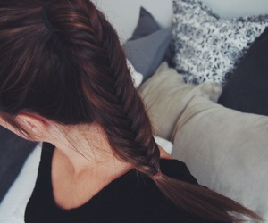 fishtail braid and fishtailbraid image
