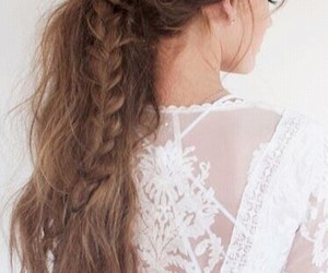 fashion, hair, and me image