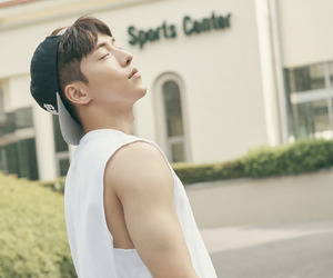 nam joo hyuk, model, and actor image