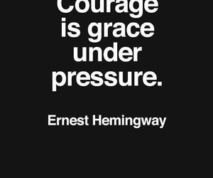 courage and pressure image
