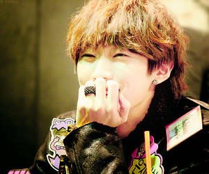 leader, jinyoung, and b1a4 image