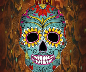 day of the dead, invitation, and kids image