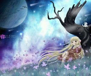 anime and chobits image