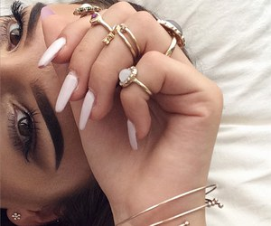 accessories, eyes, and fashion image