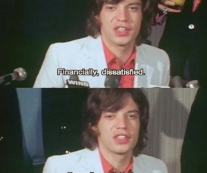 legend, rolling stones, and satisfaction image
