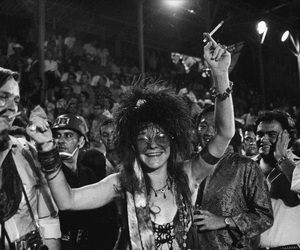 peace, rock, and woodstock image