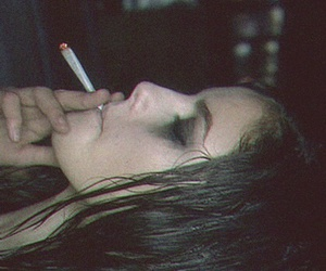 cigarette, cool, and Effy image