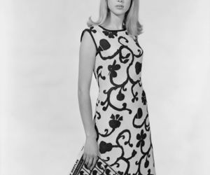 60s, black & white, and pattie boyd image