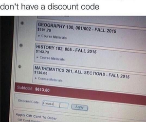 college, school, and funny pictures image