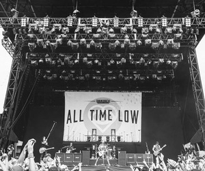 all time low, band, and cool image
