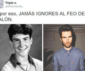 funny, adam levine, and maroon 5 image