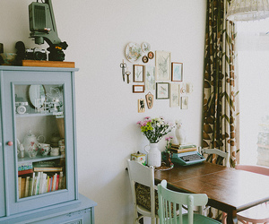 vintage, kitchen, and room image