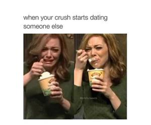crush, funny, and why!? image