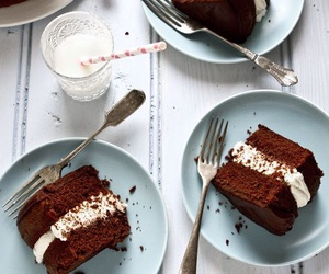 bake, food, and yum image