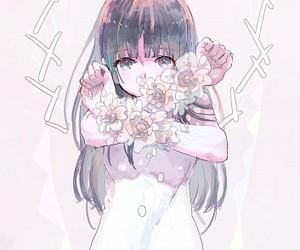 illustration, kawaii, and loli image