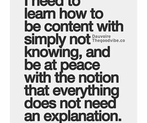 anxious, peace, and quotes image