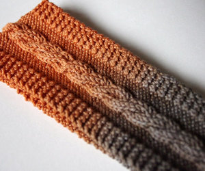 autumn, winter, and cable knit image