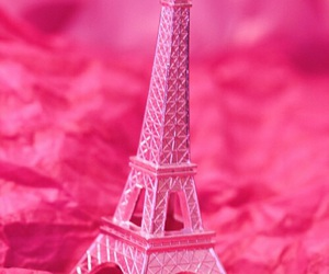 pink and paris image