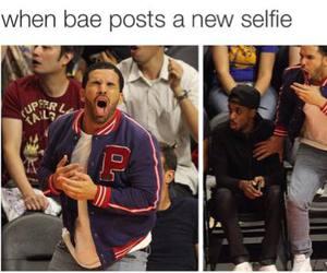 Drake, funny, and bae image