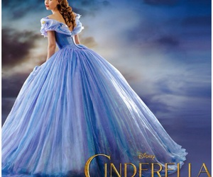 blue, cinderella, and disney image