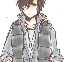 fairy tail, anime, and gray fullbuster image