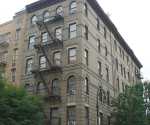 apartments, new york, and place image