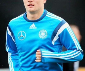 real madrid, deutchland, and toni kroos image