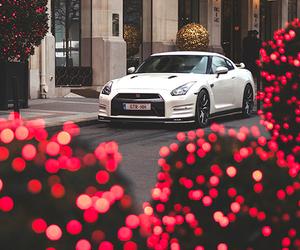 car, luxury, and light image
