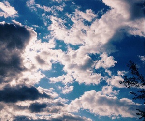 cloud, sky, and weheartit image