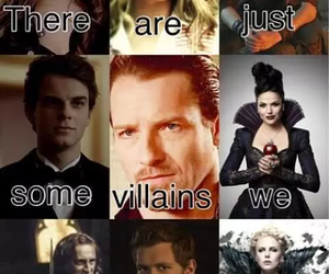 the vampire diaries, pretty little liars, and once upon a time image