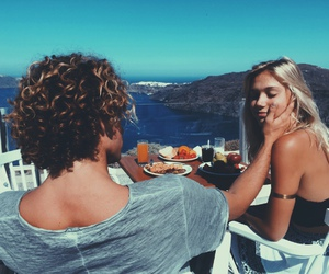 blonde, couple, and jayalvarrez image