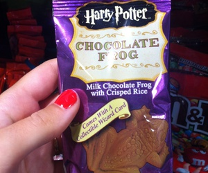 harry potter and yummy image