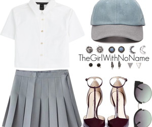 fashion, girl, and online image