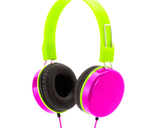 gift, music, and pink image