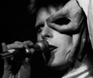 bowie, ziggy, and david bowie image
