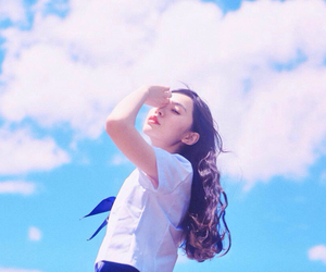 girls and japan image