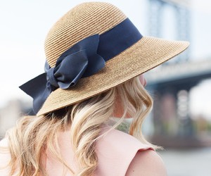 bow, hat, and soft image