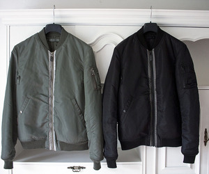bomber jacket and fashion image