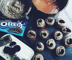 oreo, chocolate, and delicious image