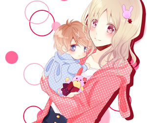 106 images about Anime: baby parents on We Heart It | See ...