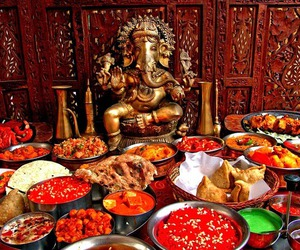 food and india image