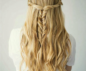 cool, love, and hair image