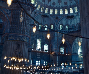 architecture, blue, and mosque image