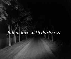 Darkness, dark, and black image