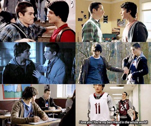 posey, teen wolf, and tw image