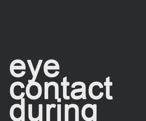 sexual, eyecontact, and loveit image