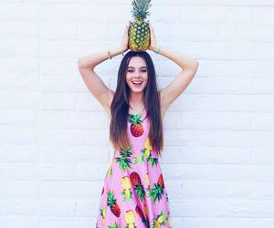 model, ava allan, and youtuber image